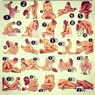 Sex positions gallery