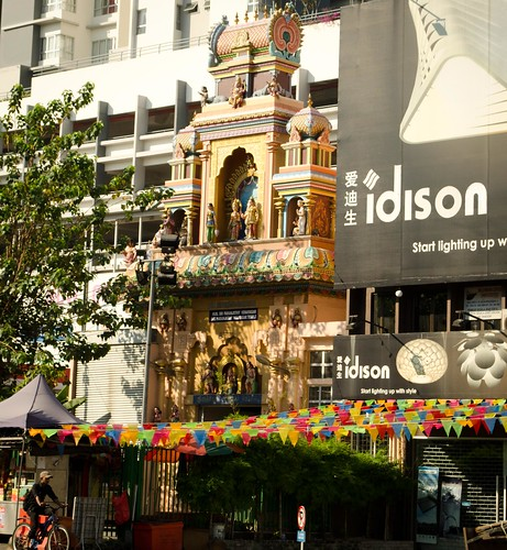 Hindu Temple we drove past every day~ Jalan Ipoh   Skye ...
