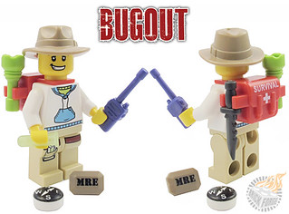 2012 Doomsday Bugout Kit | by BrickForge