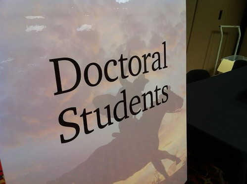 Doctoral Students | by Wesley Fryer
