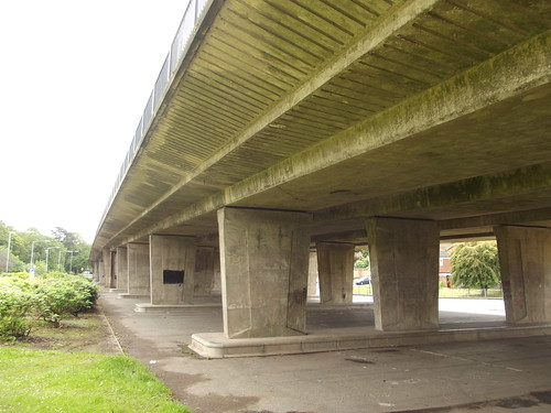 Rubery Flyover - Cock Hill Lane, Rubery | by ell brown