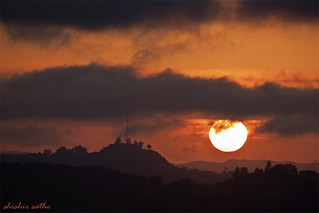 Sunset @ Griffith Observatory | by sathellite