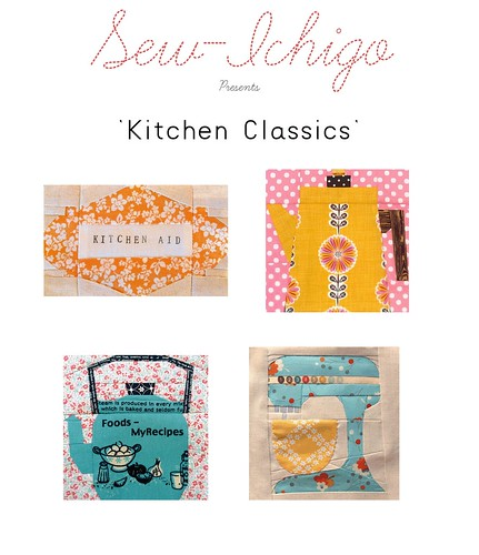 Kitchen Classics pattern set available! | by sewtakeahike