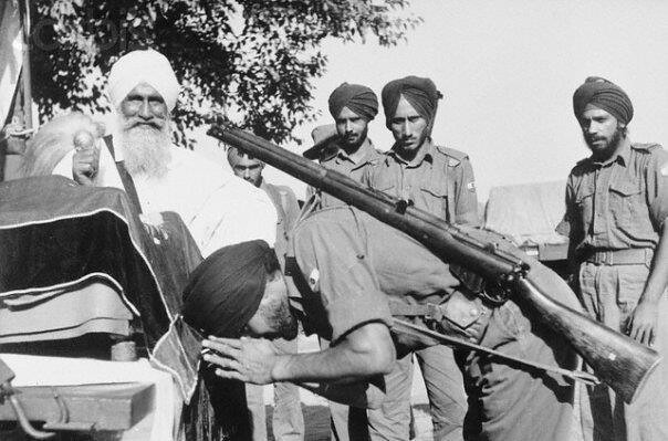 Sikhs In The 1965 Indo-Pak War, A Memoir   Sikh Archives