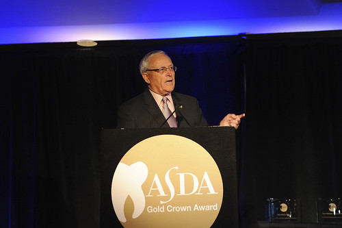 Gold Crown Awards 2012 - Taken at Annual Session | by American Student Dental Association