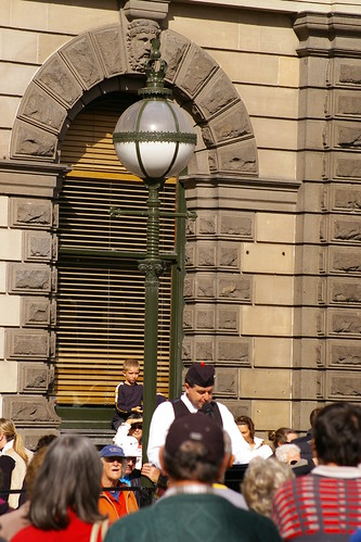 Official outside Ballarat Town Hall | by Mudlark2011