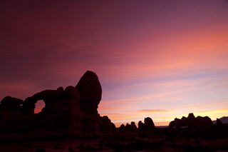 Turret Arch Sunrise_DSC3504_E104 | by antelope reflection