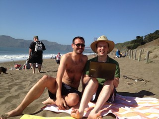Baker Beach - 25C! | by .chickpea.