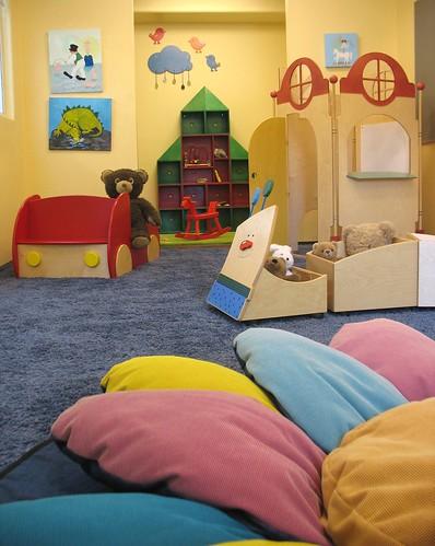 leikkihuone - lekrum | Kauniaisten kirjasto - Grankulla bibliotek | Flickr
