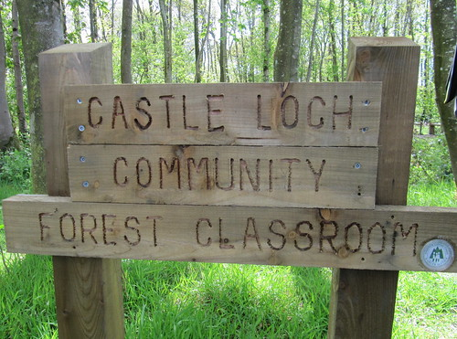 Community Forest Classroom | by Lochmaben and District Community Initiative