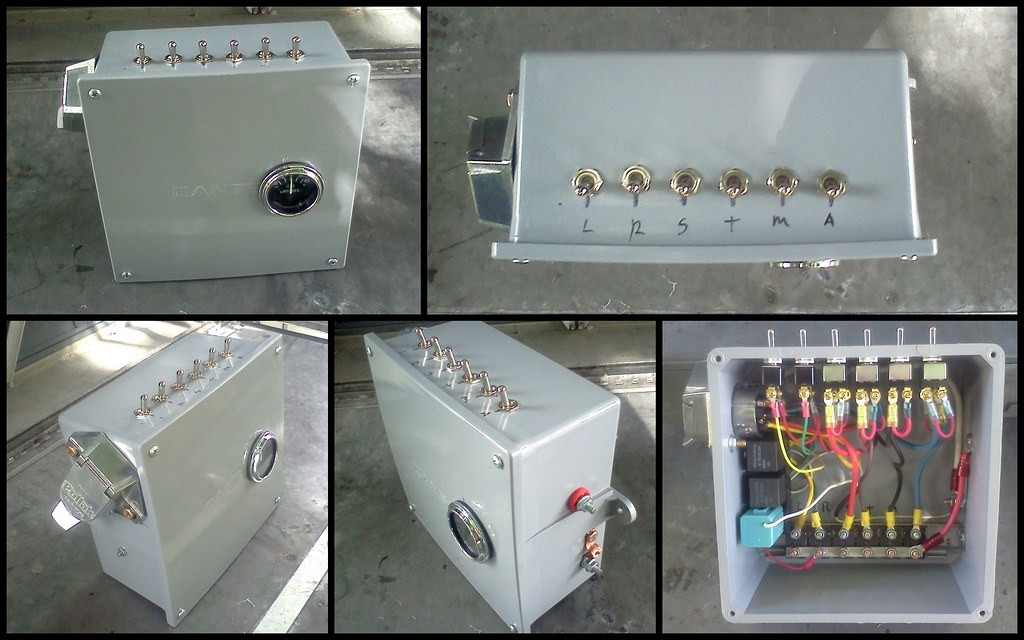 Trailer Test Light box for Weststar. 05-12\' | I built this t… | Flickr