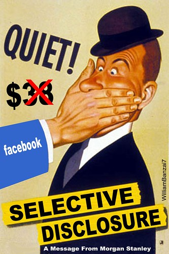 SELECTIVE DISCLOSURE | by WilliamBanzai7/Colonel Flick