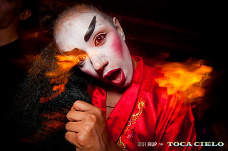 Toca Cielo Red Dragon - II Year Anniversary at Cielo NYC | by Foto | Filip