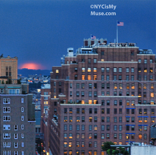 Yes Virginia, there was a Manhattanhenge -- 5/29/12 -- even under the massive clouds | by NYCisMyMuse
