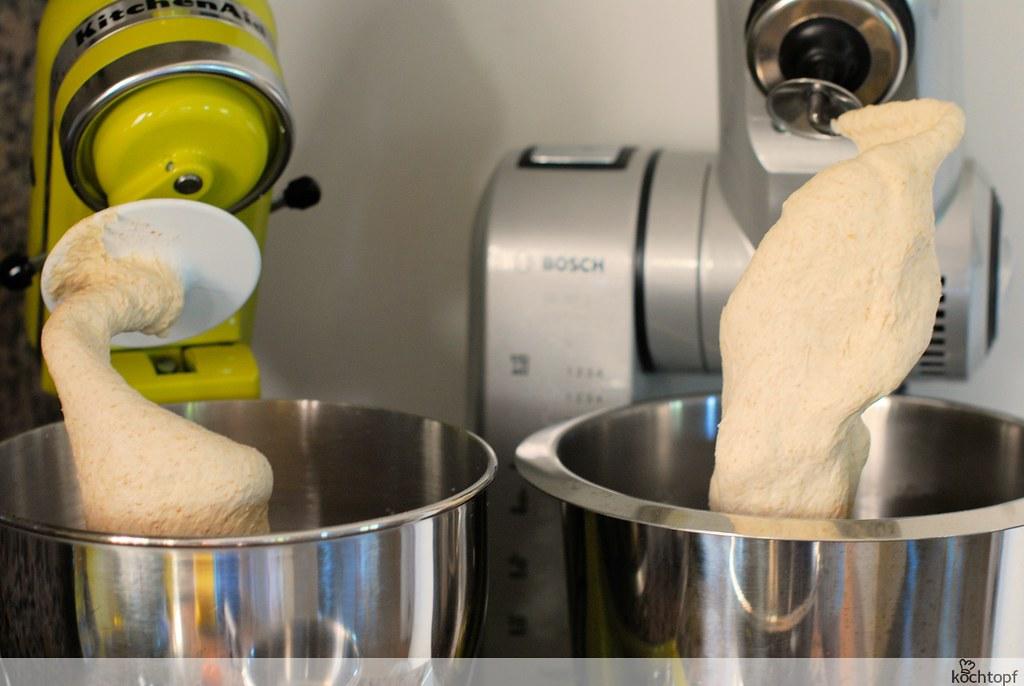 Good ... Zweiter KitchenAid Gegen Bosch Mum 8 Küchenmaschinen Test | By Kochtopf
