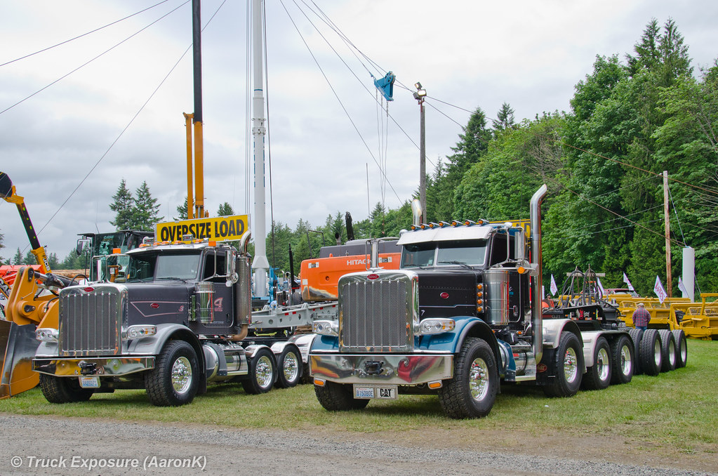 Lowboy service and pacific logging peterbilt 388 deming lo flickr lowboy service and pacific logging peterbilt 388 by truck exposure sciox Image collections