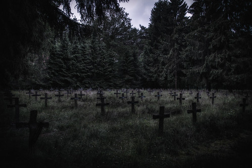 Cemetery of the Insane 02 | by bestarns [www.spiritofdecay.com]