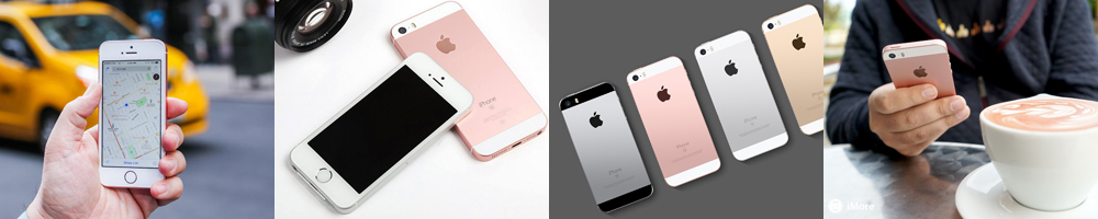 Apple iPhone SE - CellphoneS