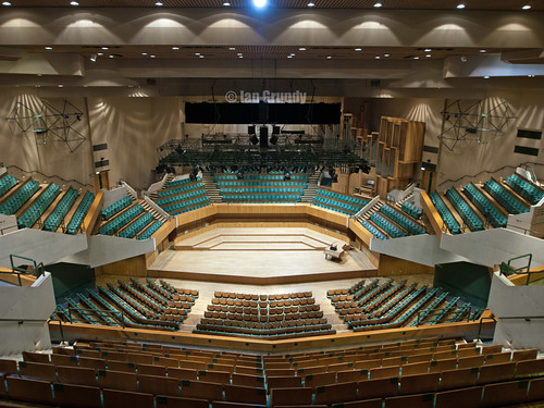 St Davids Hall 9245 St David S Hall Cardiff View From
