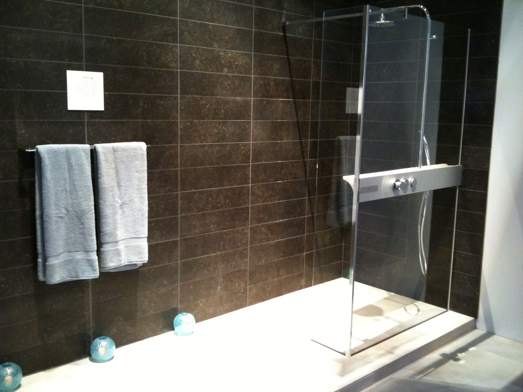 TOTO Neorest Shower Booth | Made from panels of fine Italian… | Flickr