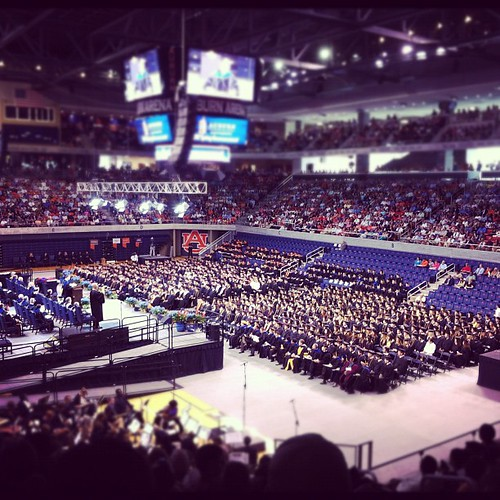Auburn 2012 Spring Commencement | by super-structure