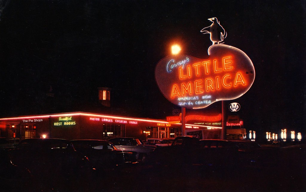 Covey's Little America - Little America, Wyoming