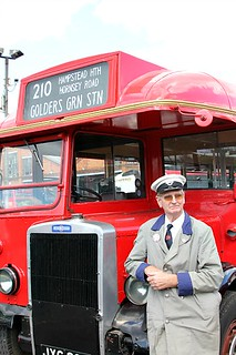 50th anniversary of London's last trolleybus | by Peter Denton