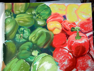 peppers in progress2 | by Mutley Makeovers 1