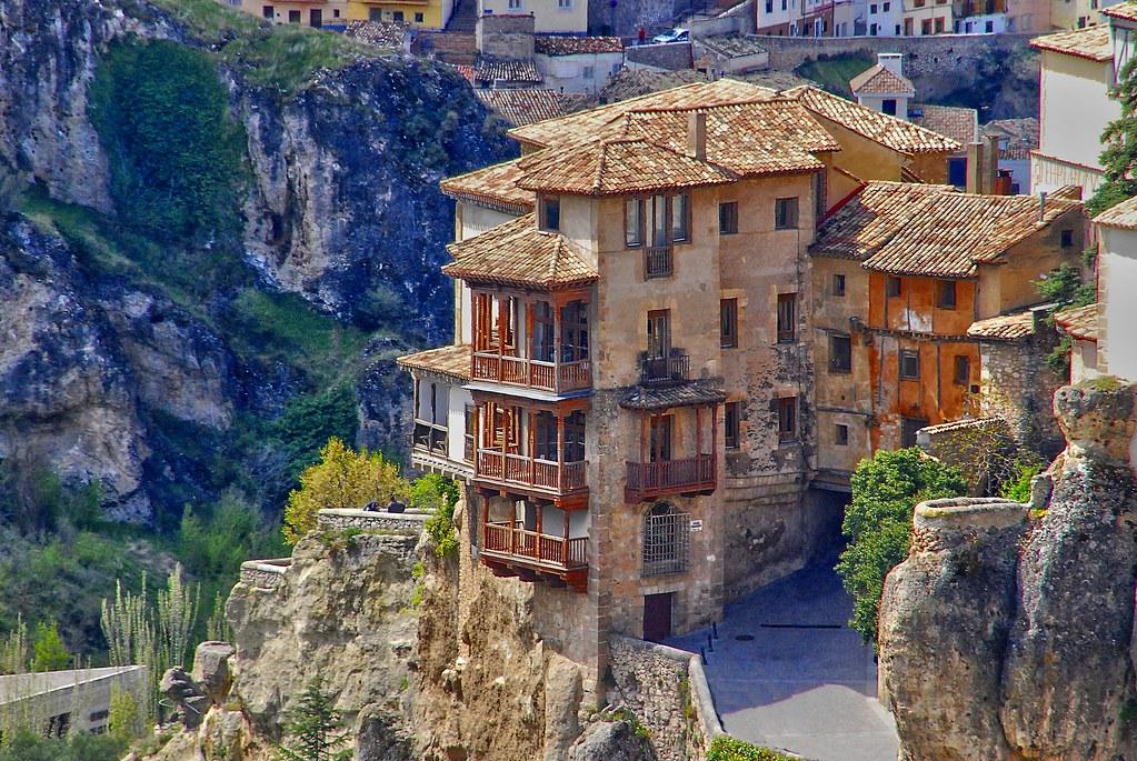 Casas colgadas. Cuenca