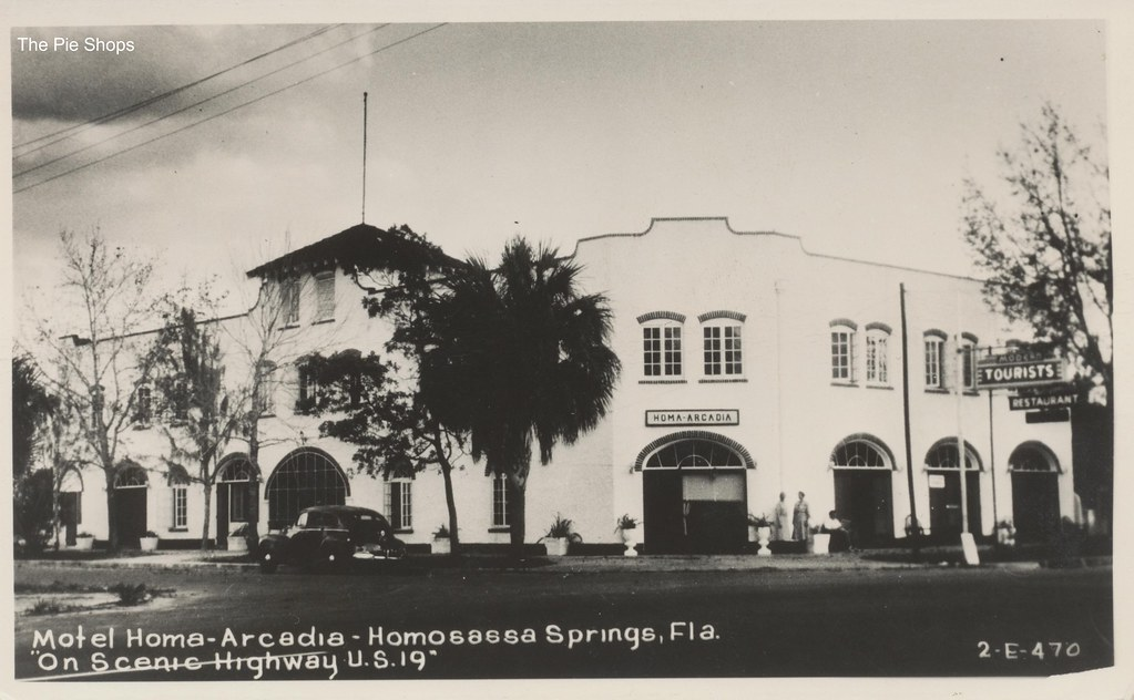 Motel Homa-Arcadia - Homosassa Springs, Florida