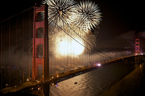 Golden Gate 75th Anneversary | by JoshuaOneill