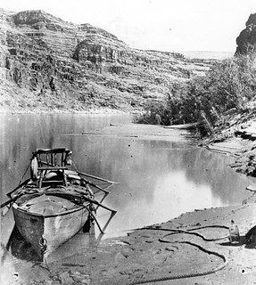 17254   Grand Canyon Nat Park: Historic River Photo | by Grand Canyon NPS
