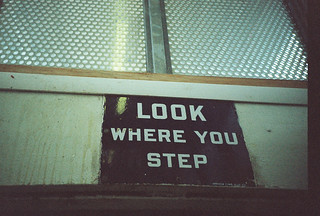 Look Where You Step | by Such_Luck