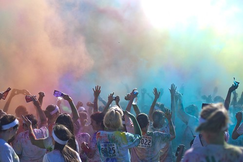 Chicago Color Run 5K 2012 | by maxwell.arnold