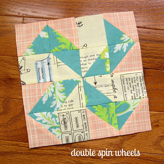 FW extra block, double spin wheels | by quirky granola girl
