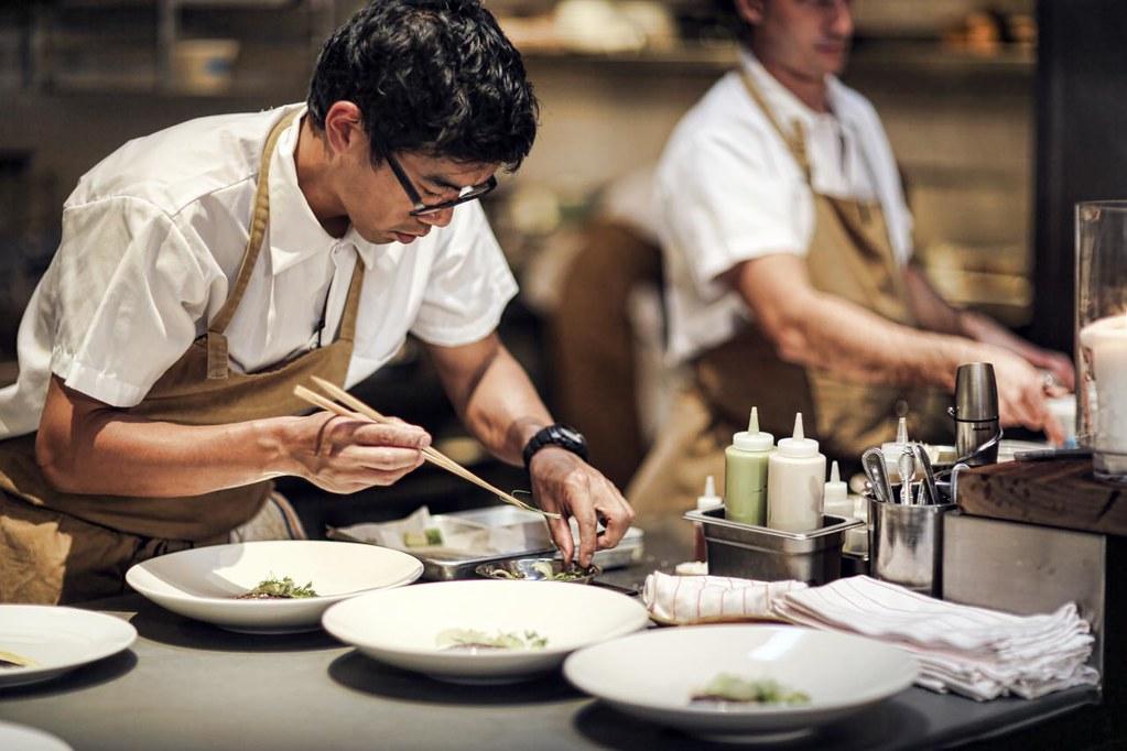 michel central kitchen sf by christophermichel - Central Kitchen Sf