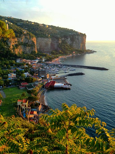 Sunset, Vico Equense | by Ron Gunzburger