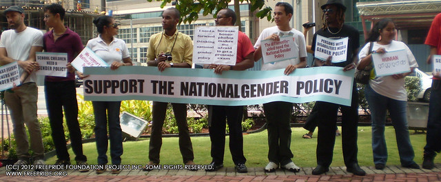 Support The National Gender Policy