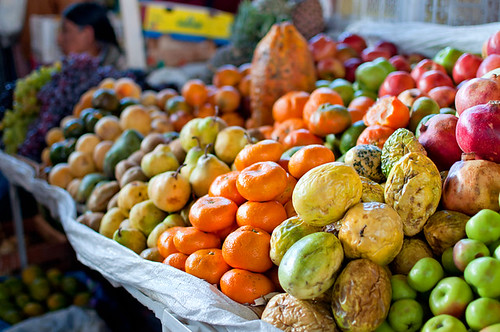 Fruit Stand | by Jaymi M Photography