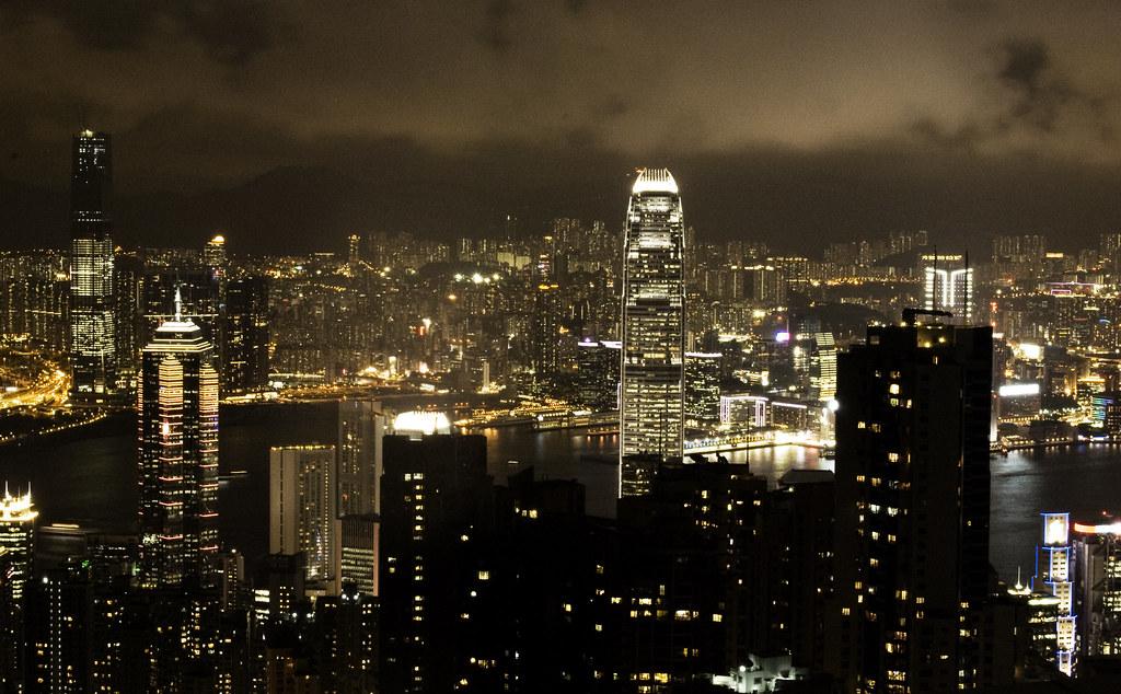 The Peak - Night | Dev 360 | Flickr