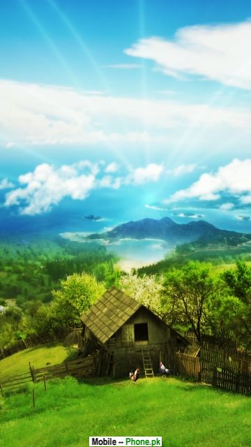 Beautiful Scenery Backgrounds Pics Wallpaper For Mobile