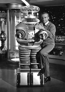 1965 ... Dr. Smith and the Robot! | by x-ray delta one