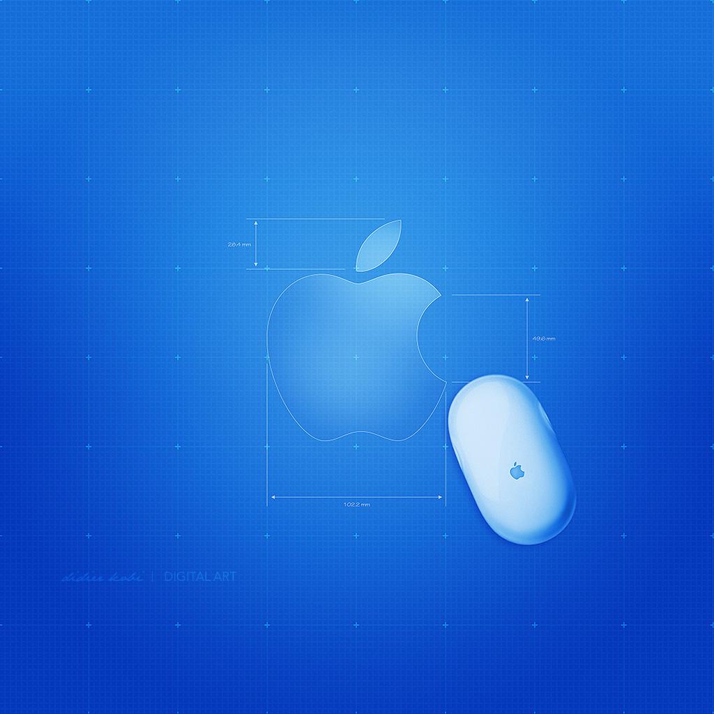 Apple blueprint ipad wallpaper araminta studio wallpaper a flickr apple blueprint ipad wallpaper by araminta studio malvernweather Choice Image