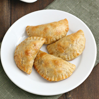 Mini Beef and Cheese Empanadas | by Tracey's Culinary Adventures