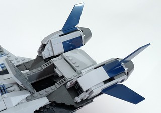 6869 Quinjet Top Hatch Open | by fbtb