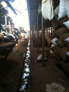 Back alley of the Nyeri Market | by AFS-USA Intercultural Programs