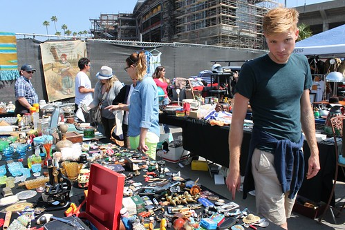Los Angeles: Rose Bowl Flea Market
