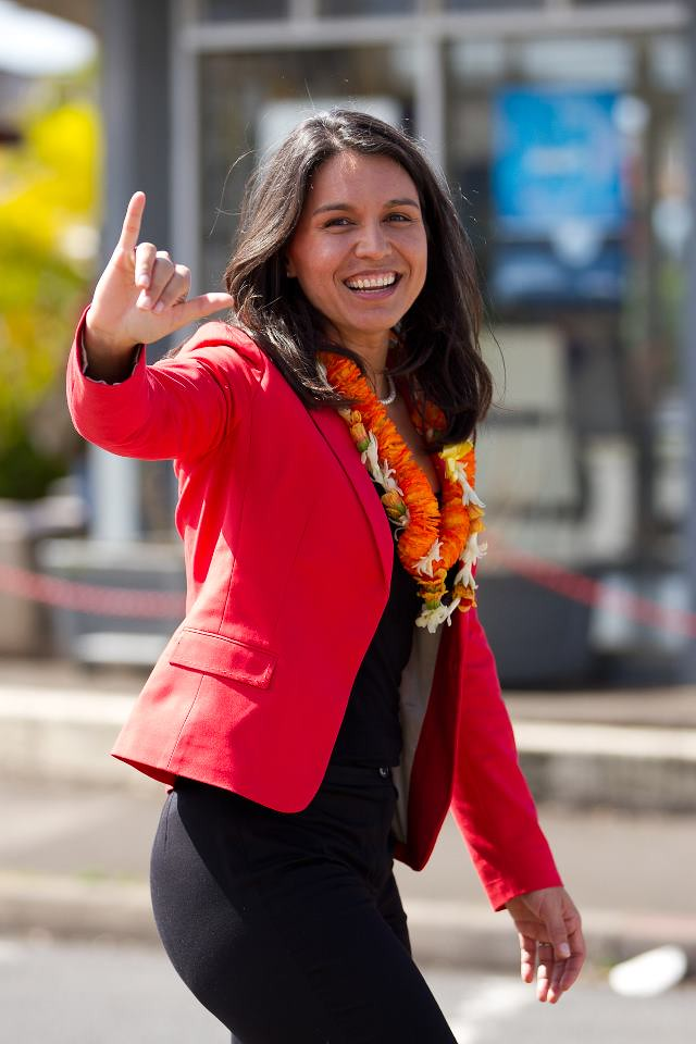 Image result for hot images of  tulsi gabbard