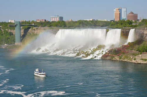 American Falls and Bridal Veil Falls | by Moun10Bike