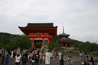 Kiyomizu-dera Entrance | by sondy